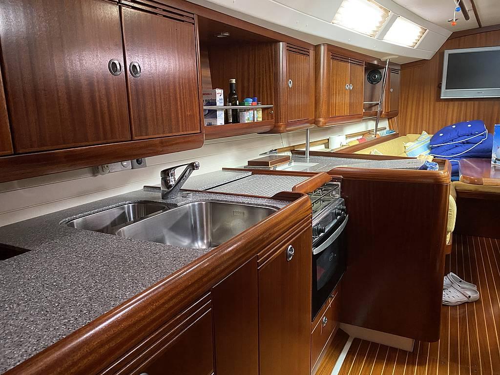 Kitchen in Sunbeam 37