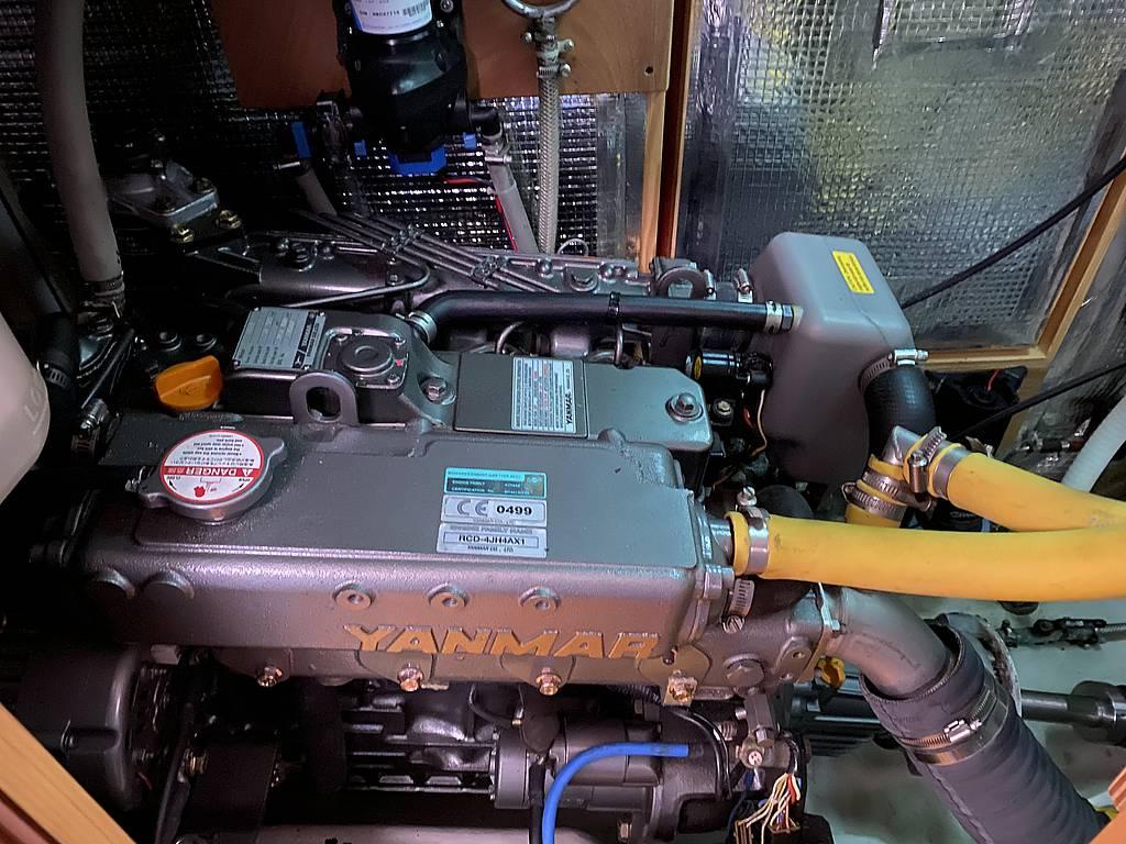 Sunbeam 37 engine