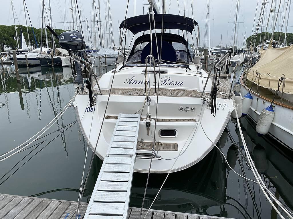Sunbeam 37 - sailing yacht - brokerage