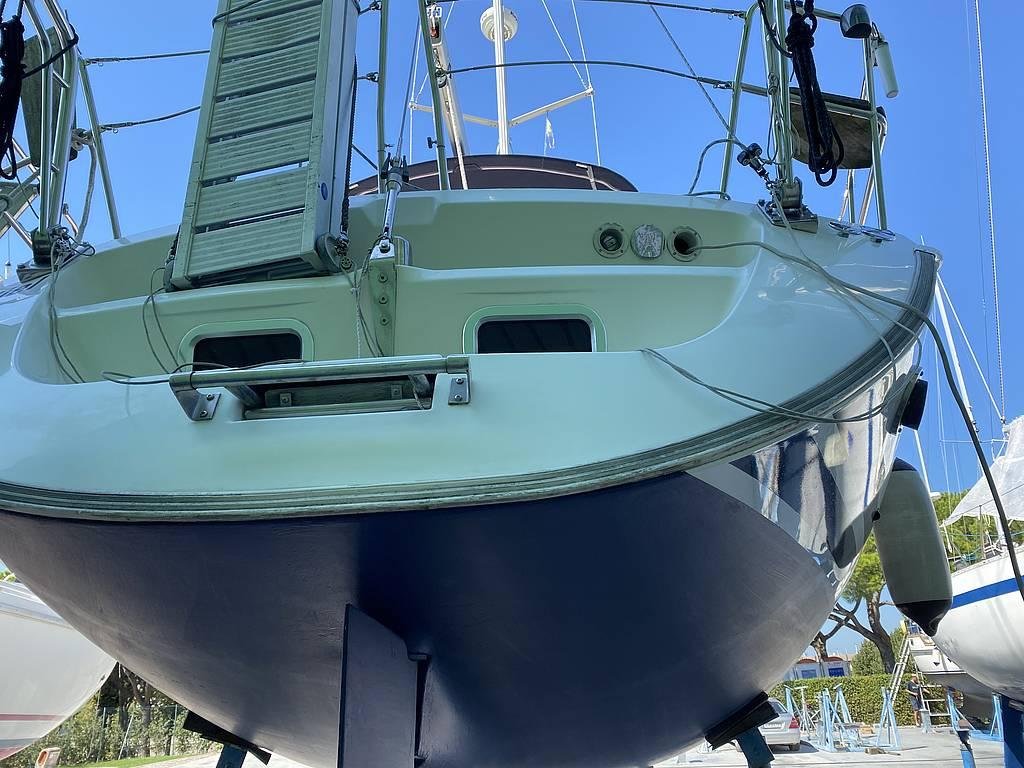 Sunbeam 37 - entry - Sunbeam yachts