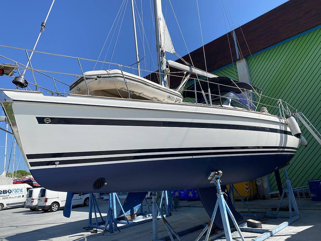 Sunbeam 37 - sailing yacht