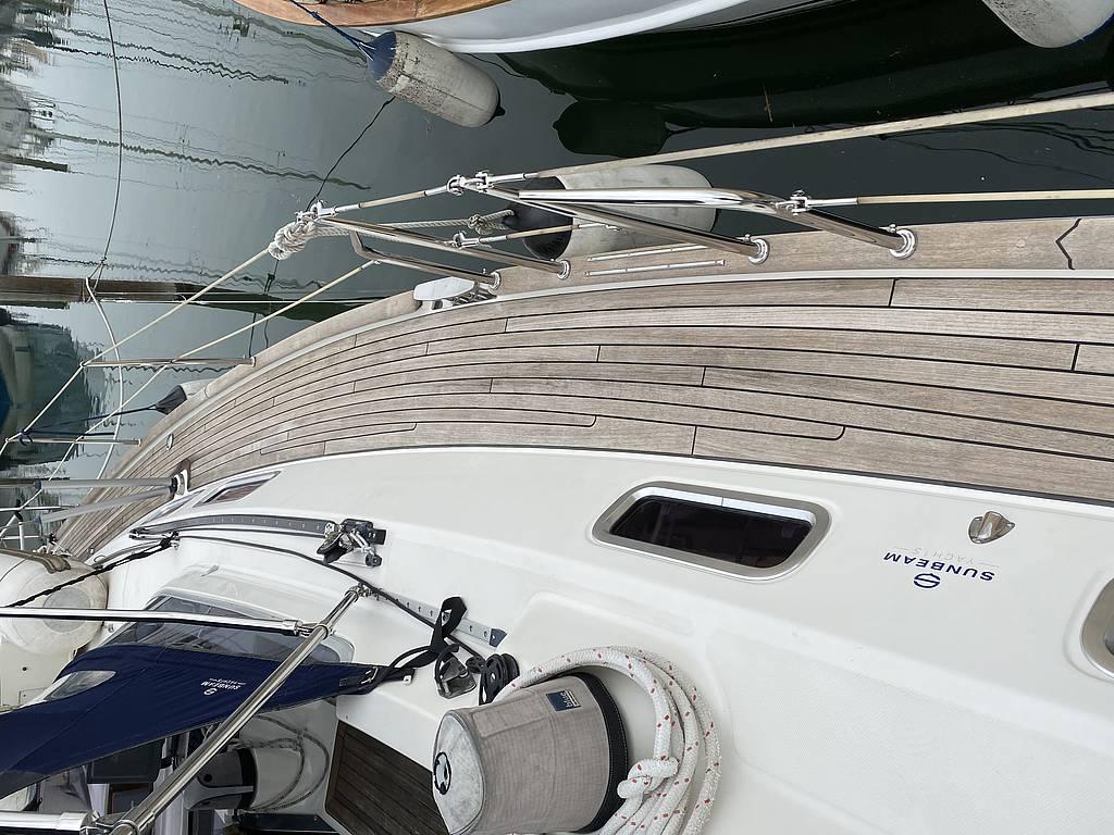 Sunbeam 37- sailing yacht - Sunbeam yacht