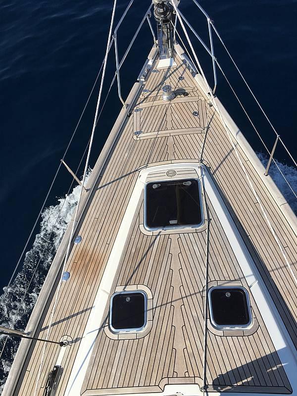 Sunbeam 42.1 | Sunbeam Yachts