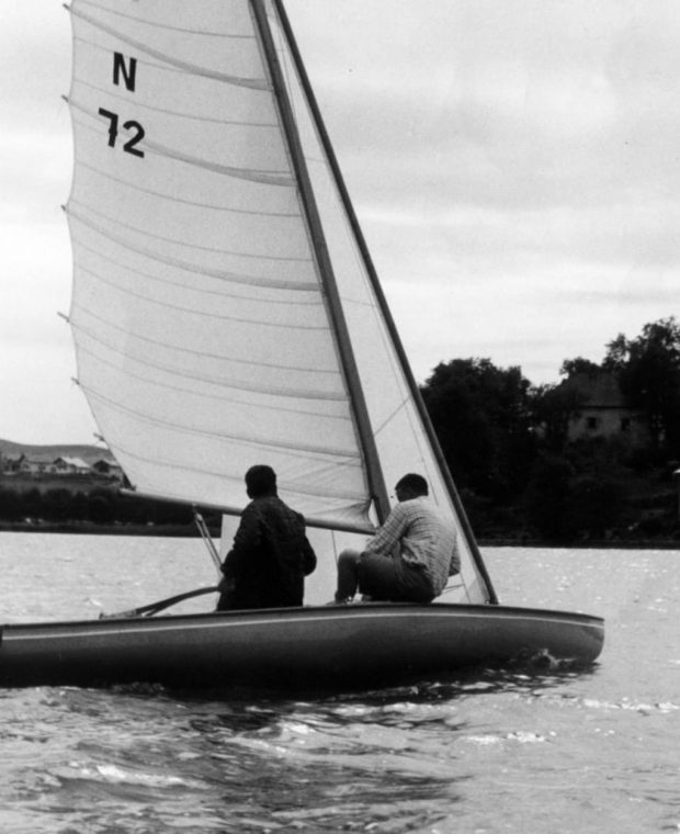 Trip with a historic sailing yacht - Sunbeam Yachts