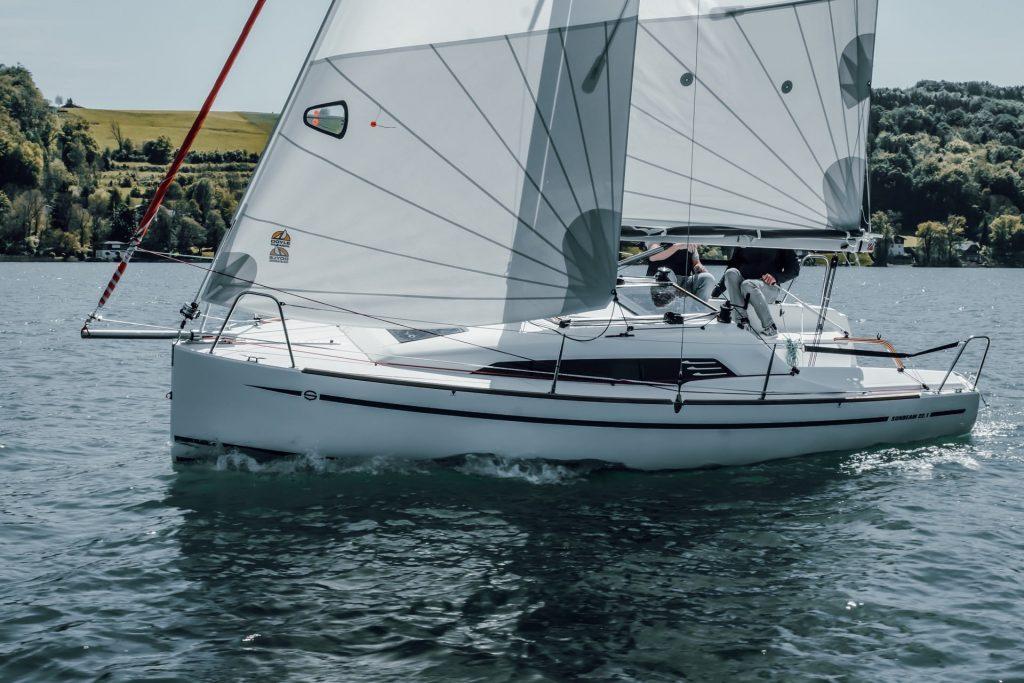 Yacht Sunbeam 22.1 - Segelyacht