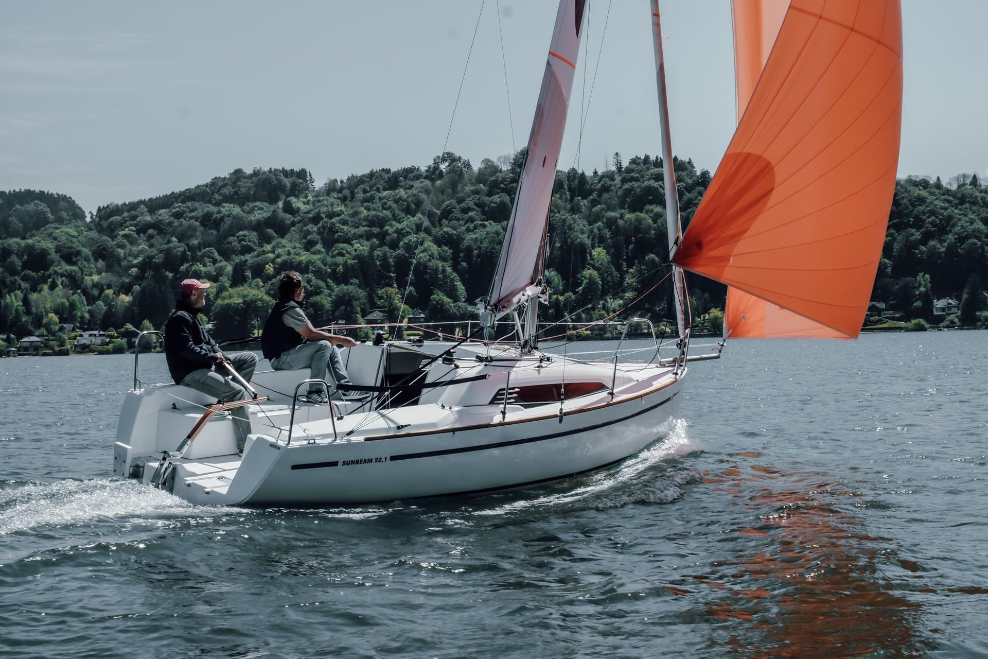Sunbeam 22.1 - Segelyacht von SUNBEAM Yachts