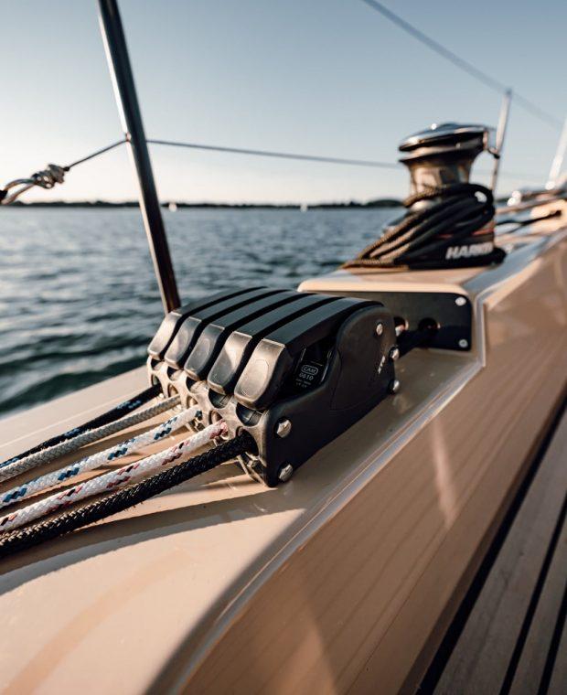 Segelyacht Sunbeam 32.1