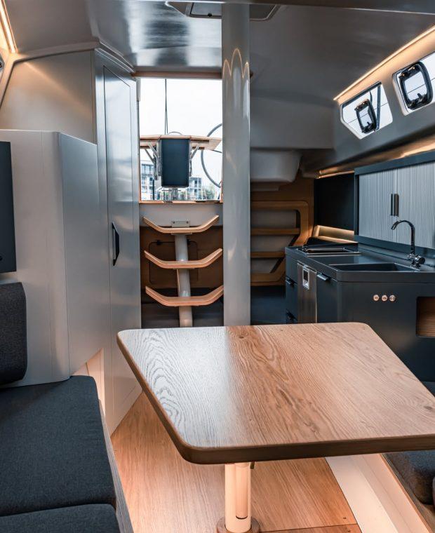 Interior with kitchen Sunbeam 32.1